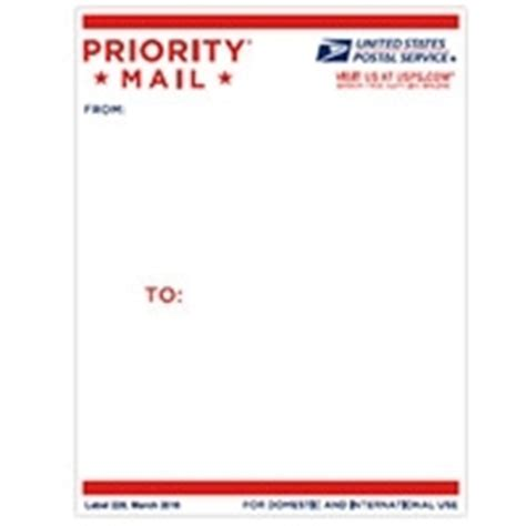 Usps Shipping Label Template Beepmunk Usps Shipping Label Template