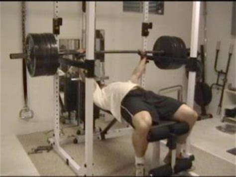 increase bench press by 50 pounds high reps to build muscle lee hayward s total fitness