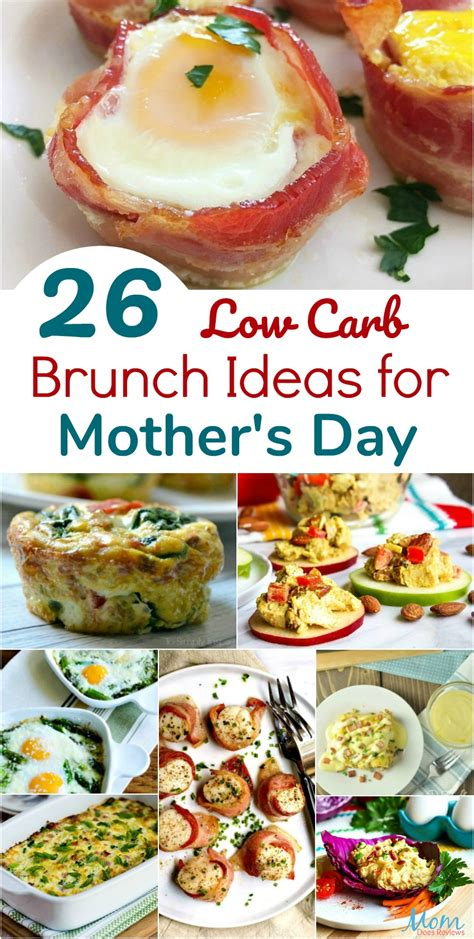 26 low carb brunch ideas for s day