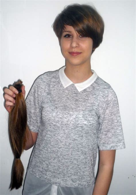 groupon haircut west london rheanna mckenzie 16 faces the chop for charity get