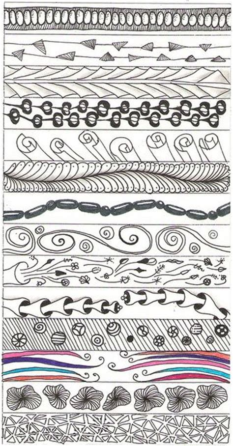 doodle viewer for bbm zentangle doodles and patterns on