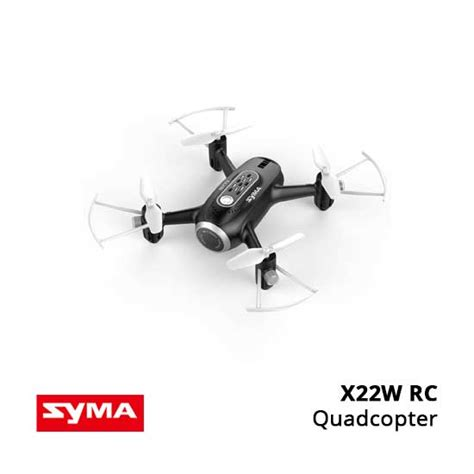 Drone Syma X22w Rc Quadcopter jual drone syma x22w rc quadcopter black harga murah