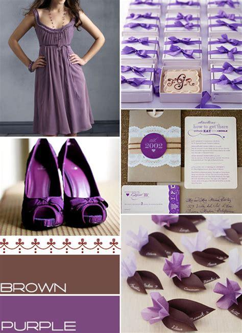 Dress Mini Blue Brown Qiranasa Mini Dress Biru Coklat Pita Qiran brown purple wedding colour palettes brown purple wedding color pallet