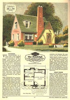 cotswold cottage house plans 1930 s the great depression on pinterest 609 pins