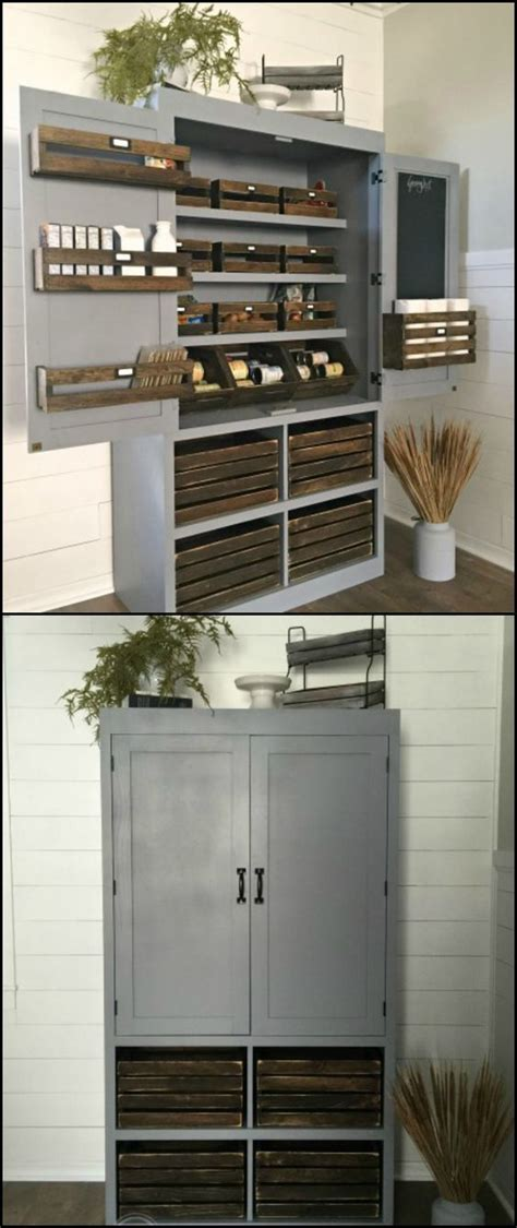 build kitchen cabinets yes you really can do this the 25 best small kitchen pantry ideas on pinterest