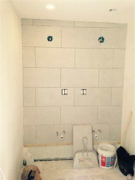 Bathroom Floor Uneven Help Did My Tiler Handle The Uneven Ceiling