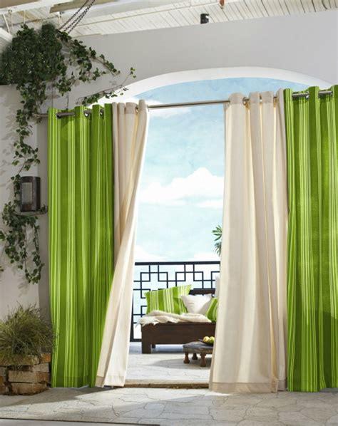 gardinen wei gr n gardinen dekorationsvorschl 228 ge tipps und bilder f 252 r ihr