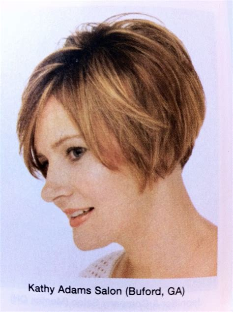 short bob haircut above the ear 99 best images about hairstyles i like on pinterest bobs
