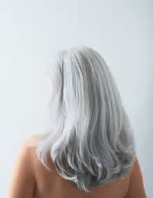 Why does graying hair homemade beauty remedies