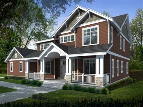 2 story craftsman style house plans historic 2 story