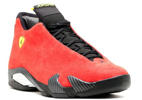 retro ferrari air jordan 14 retro quot ferrari quot air jordan 654459 670