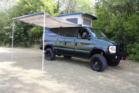 sportsmobile awning image gallery sportsmobile 4x4