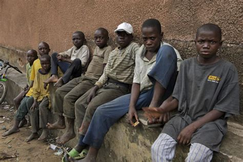 Cabinet The Band by Traffickers Warned Off Street Children Red Pepper Uganda