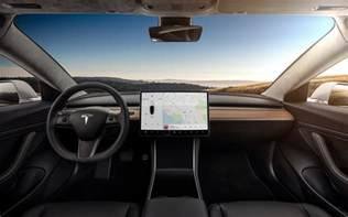 Tesla S Interior Images Tesla Model 3 Has Arrived Here Are 6 Interesting Facts