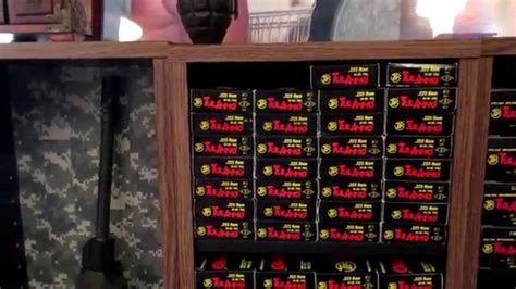 Your Ammo Stockpile: Do You Even Out The Numbers?   YouTube