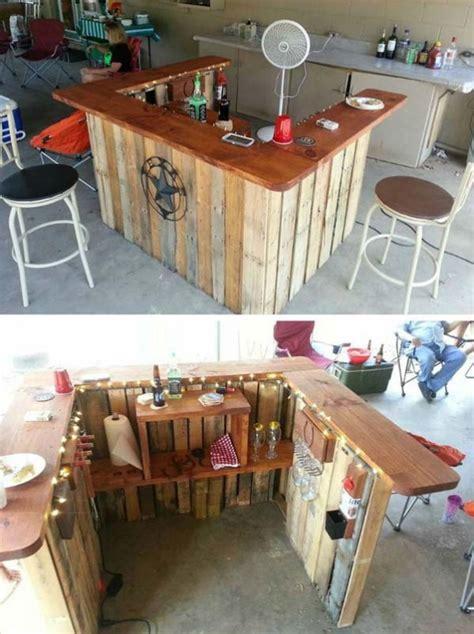 deco imaginez un bar design dans votre maison
