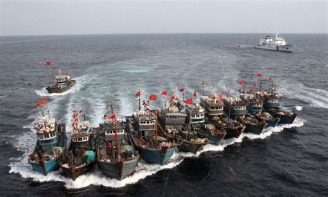 chinese fishing boat captain dies in south korea sea clash - Fishing Boat Captain Dies