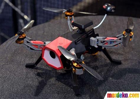 Sebuah Drone Di Malaysia foto kecanggihan drone mini di international ces las vegas merdeka