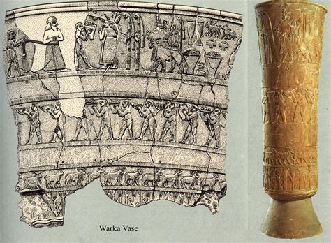 Warka Vase History introduction to the history of sumerian the