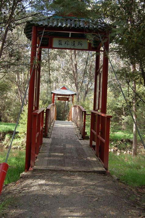 chinese swing chinese swing bridge wandiligong melbourne
