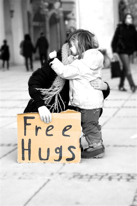 Free Hugs all this is that the free hugs caign