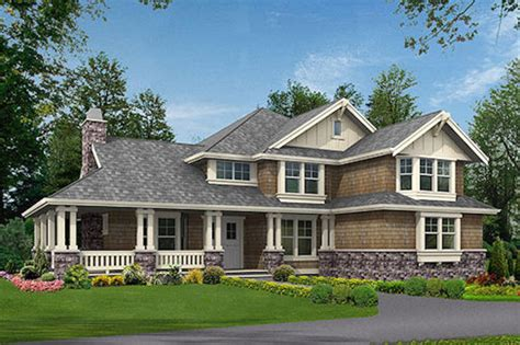 craftsman style house plan 4 beds 3 5 baths 3590 sq ft