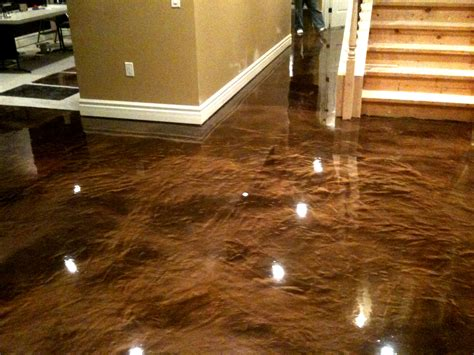 coffee reflector epoxy flooring in millburn nj   Epoxy