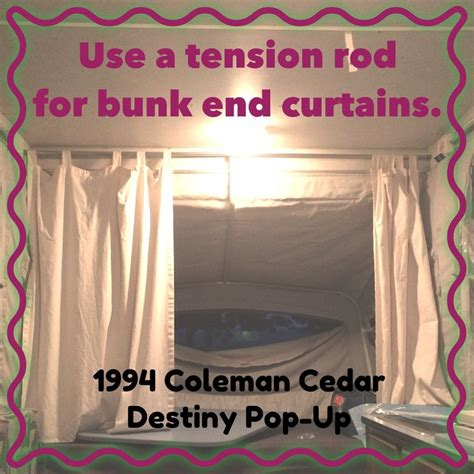 pop up cer curtain ideas 25 best ideas about cer curtains on pinterest rv
