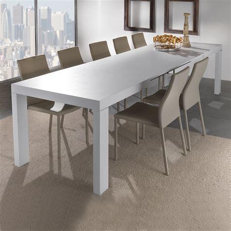 tavoli sala da pranzo calligaris tavolo da pranzo allungabile con gambe in legno massello totem