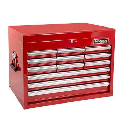 12 drawer storage chest ep333 12bx renegade industrial 12 drawer full depth tool