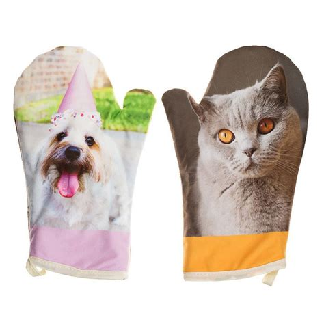 personalised oven gloves uk design your custom oven mitts
