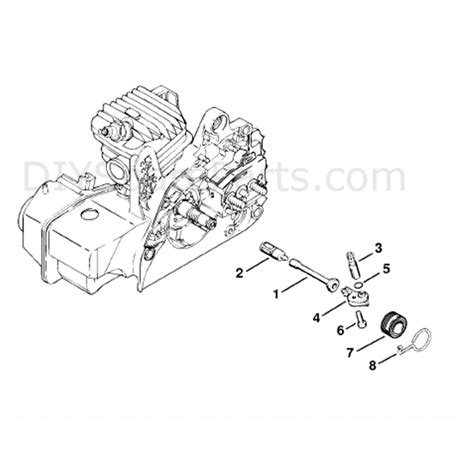 stihl ms250 parts diagram stihl ms 250 chainsaw ms250 c bez parts diagram