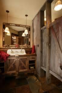 western themed bathroom ideas 17 chic and elegant wooden bathroom interiors