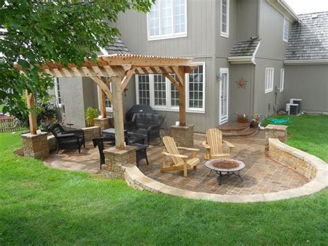 Pergola For Small Backyard by Small Backyard Pergola Ideas Home Design Ideas