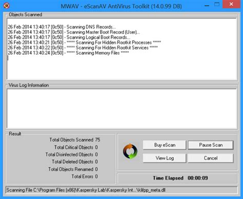 escan antivirus full version free download 2014 free standalone escan anti virus toolkit mwav for windows