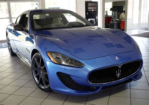 2013 Maserati Granturismo Mc by Used 2013 Maserati Granturismo Mc Marietta Ga
