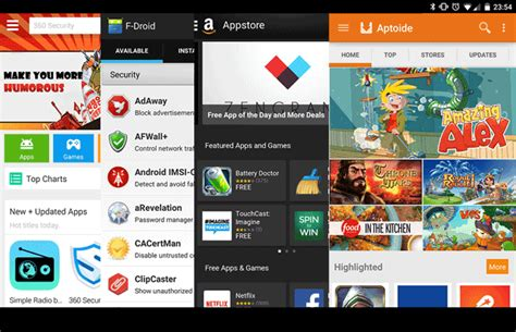 Play Store Alternative Best Play Store Alternatives For Your Android Device