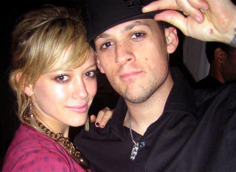 Joel On With Hilary by Hilary Duff Joel Madden Ifahisablackjack