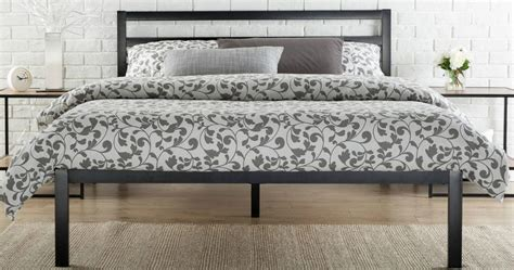 platform bed frame headboard only 75 51 shipped