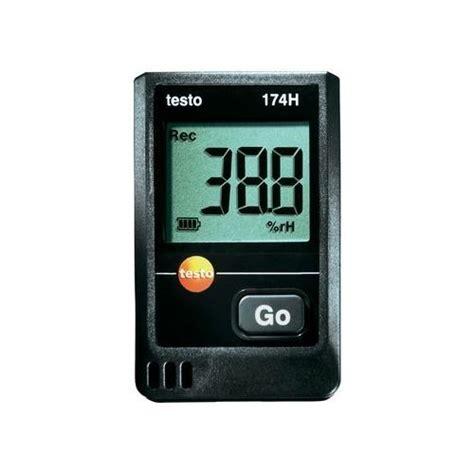 Testo E Koa Labs rejestratory temperatury i wilgotno蝗ci testo 174 h conbest