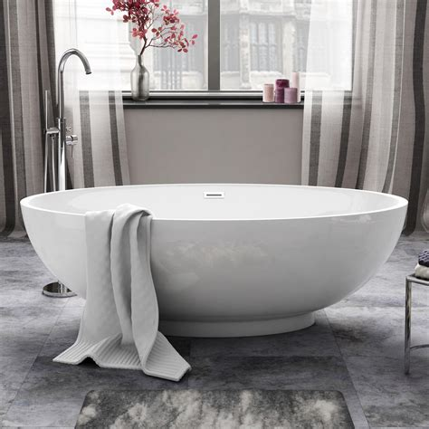 modern freestanding bathtub bathroom beautiful modern freestanding bathtub design