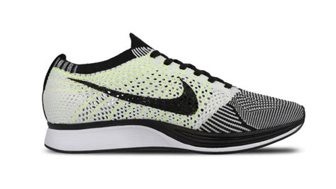 fly knit racer nike flyknit racer quot black white volt quot complex