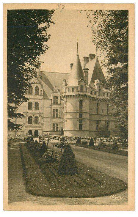 Poste Azay Le Rideau by 37 Azay Le Rideau Ch 226 Teau L All 233 E