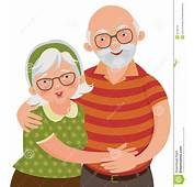 Happy Old Couple Royalty Free Stock Images  Image 32799159