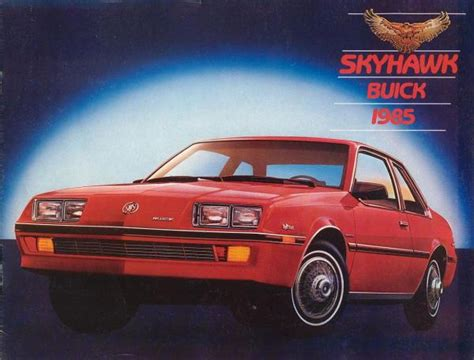 auto air conditioning service 1985 buick skyhawk instrument cluster service manual free download parts manuals 1985 buick skyhawk transmission control service