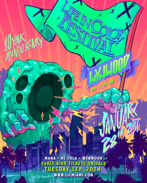 10 year anniversary color in color miami announces 10 year anniversary lineup