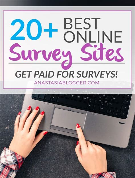 Best Sites To Take Surveys For Money - take surveys for money 28 best sites to sign up and get paid extra cash