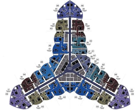 floor plan of burj khalifa world of architecture armani burj khalifa hotel