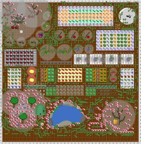 fruit garden layout fruit garden layout archives gardening layout