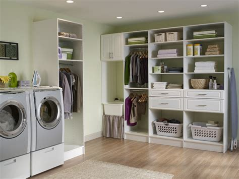 Closetmaid Dealers Lovely Laundry Room Contemporary Laundry Room By